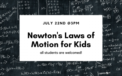 Newton's Laws of Motion for Kids