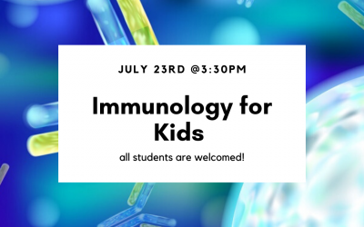 Immunology for Kids