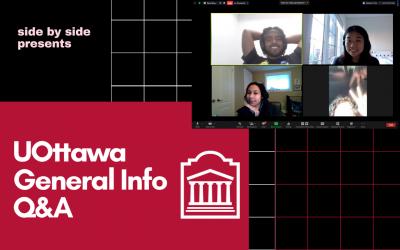 uOttawa General Info Q&A Workshop